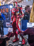 Iron Man mark 46 in Captain America 3 Royalty Free Stock Photography