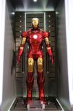 Iron Man Mark III royalty free stock images