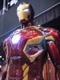 Iron Man mark 45 in Toy Soul 2015 Stock Photos