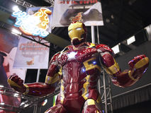 Iron Man mark 46 in Toy Soul 2015 Stock Photo