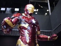 Iron Man mark 46 in Toy Soul 2015 Stock Photography