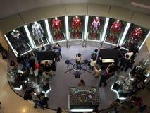 Iron Man 3 Movie Promotion Stock Photos