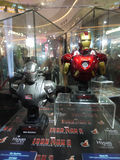 Iron Man 3 Movie Promotion Stock Images