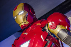 Iron man royalty free stock images