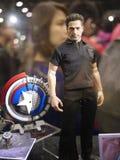 Iron Man Tony Stark in Iron Man 2 Royalty Free Stock Photos