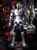 Iron Man in Toy Soul 2015 Royalty Free Stock Photo