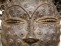 Iron Mask Royalty Free Stock Images