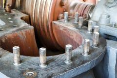 Iron Mechanical Tools Royalty Free Stock Photos