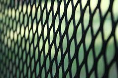 Iron mesh Stock Images