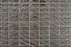 Iron mesh Royalty Free Stock Images
