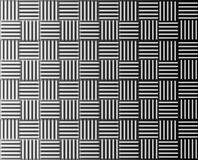 Iron metal lines texture in grid background Royalty Free Stock Images