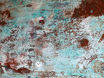 Iron metal surface rust background Royalty Free Stock Images