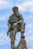 Iron Mike Statue in Normandy, France Royalty Free Stock Photos
