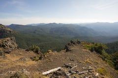 Iron Mountain vandring i Oregon Royaltyfri Bild
