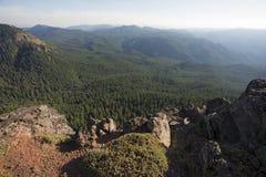 Iron Mountain-Wanderung in Oregon Stockbilder