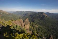 Iron Mountain-Wanderung in Oregon Lizenzfreie Stockfotografie