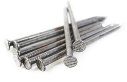 Iron nails head Royalty Free Stock Image