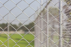 Iron net. Use for protect communication towers Royalty Free Stock Images