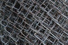Iron netting Royalty Free Stock Photo