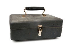 Iron old box Royalty Free Stock Photos