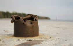 Iron. Royalty Free Stock Photo