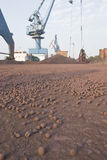 Iron ore royalty free stock images