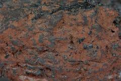 The iron ore Hematite Royalty Free Stock Photos