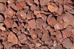 Iron Ore Royalty Free Stock Photo