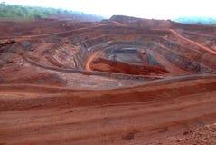 Iron-ore Mines Stock Images