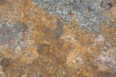 Iron ore texture Royalty Free Stock Photos