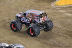 Iron Outlaw Monster Jam Truck Stock Photography