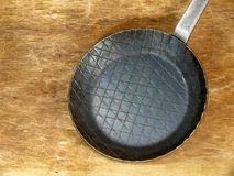 Iron pan Stock Image