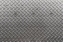 Iron plate background Stock Photo