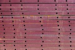 Iron plate Stock Photos