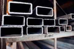 Iron profiles Royalty Free Stock Images