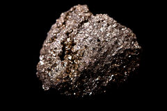 Iron Pyrite Royalty Free Stock Images
