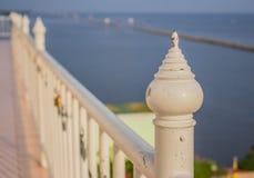 Iron railing Royalty Free Stock Images