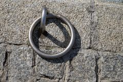 Free Iron Ring For Ships Stock Photography - 38201012