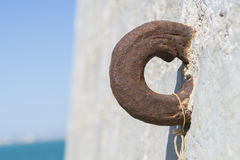 Iron ring. Stock Image