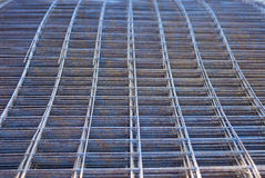 Iron rods Stock Photos