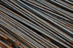 Iron rods Stock Photo
