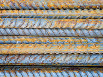 Iron rods Stock Image