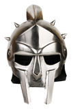 Iron Roman legionary helmet Royalty Free Stock Image