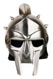Iron Roman legionary helmet Royalty Free Stock Image