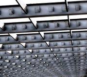 Iron Roof Girders Royalty Free Stock Photo