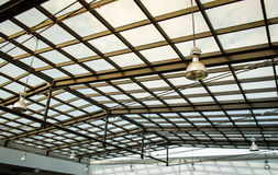 Iron roof Stock Photos