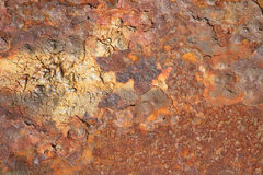 Iron with rust Royalty Free Stock Images