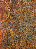 Iron Rust Royalty Free Stock Photography