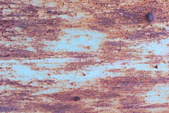 Iron rust with corrosion background Stock Photography