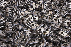 Iron scrap Royalty Free Stock Photos
